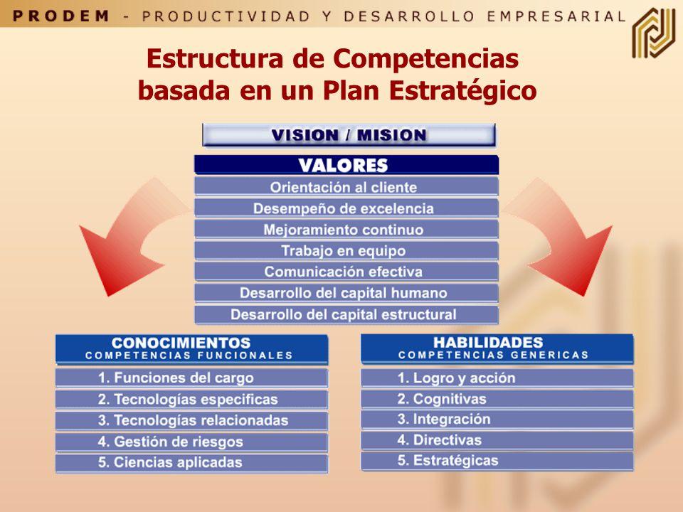 Nivel 4 Competencia para el diseño, planificación y análisis y administración, en una gama de actividades complejas o funciones de trabajo, desempeñad