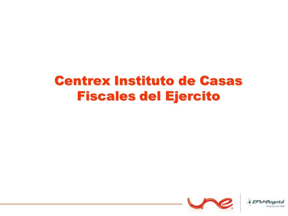 Centrex Instituto de Casas Fiscales del Ejercito