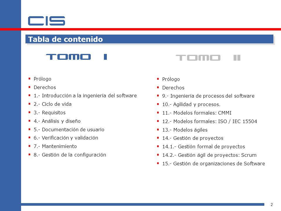 63 Requisitos del software Importancia de los requisitos Los defectos comunes en los requisitos y sus consecuencias.