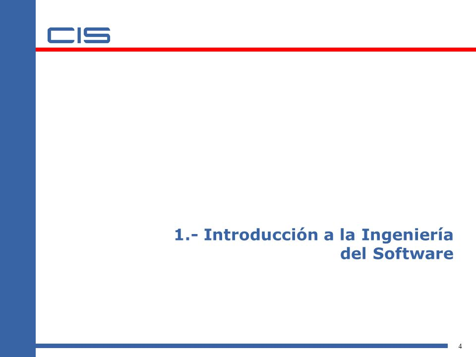 105 Requisitos del software Calidad de la documentación Características de las buenas descripciones de requisitos Posibles Necesarios Priorizados Concretos Verificables Completa Correcta Consistente Modificable Trazable Requisitos Especificación