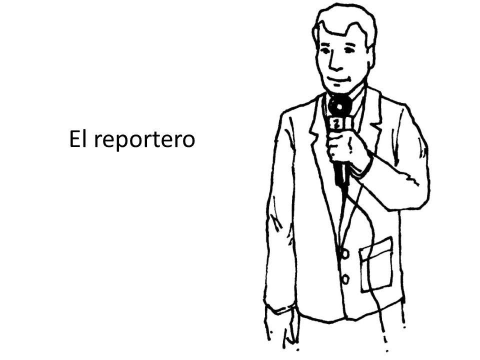 El reportero