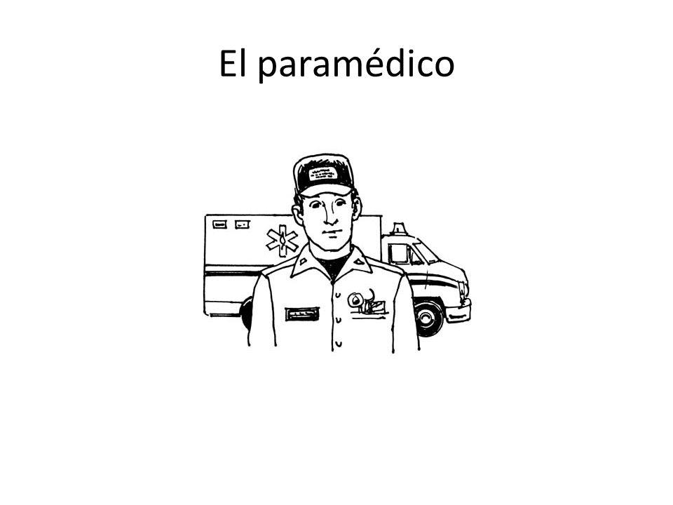 El paramédico