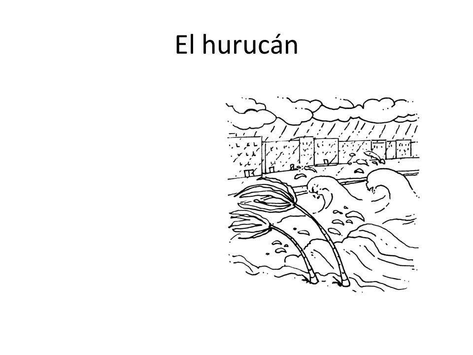 El hurucán