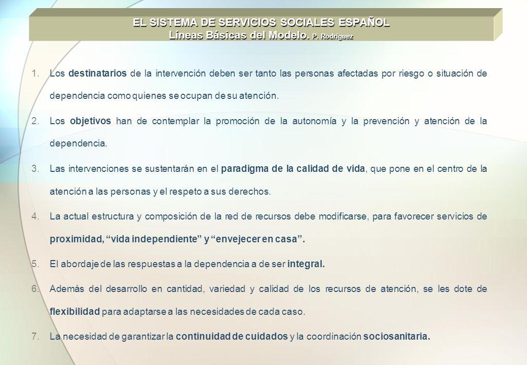 3. EVOLUCIÓN MODELO PLANIFICACIÓN /ATENCIÓN