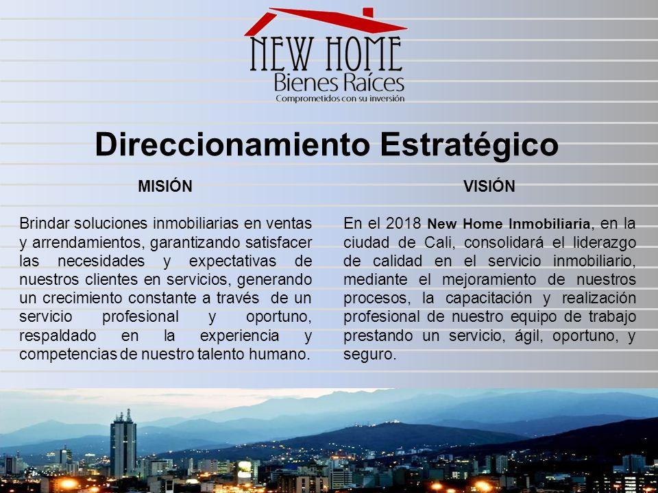 MISIÓN Brindar soluciones inmobiliarias en ventas y arrendamientos, garantizando satisfacer las necesidades y expectativas de nuestros clientes en ser