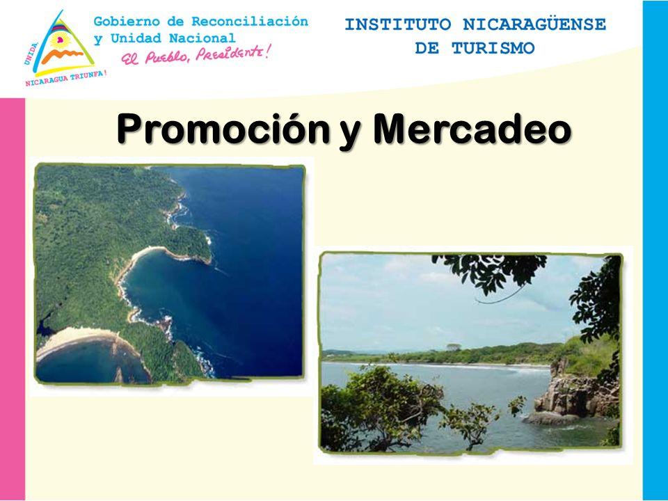 Promoción y Mercadeo