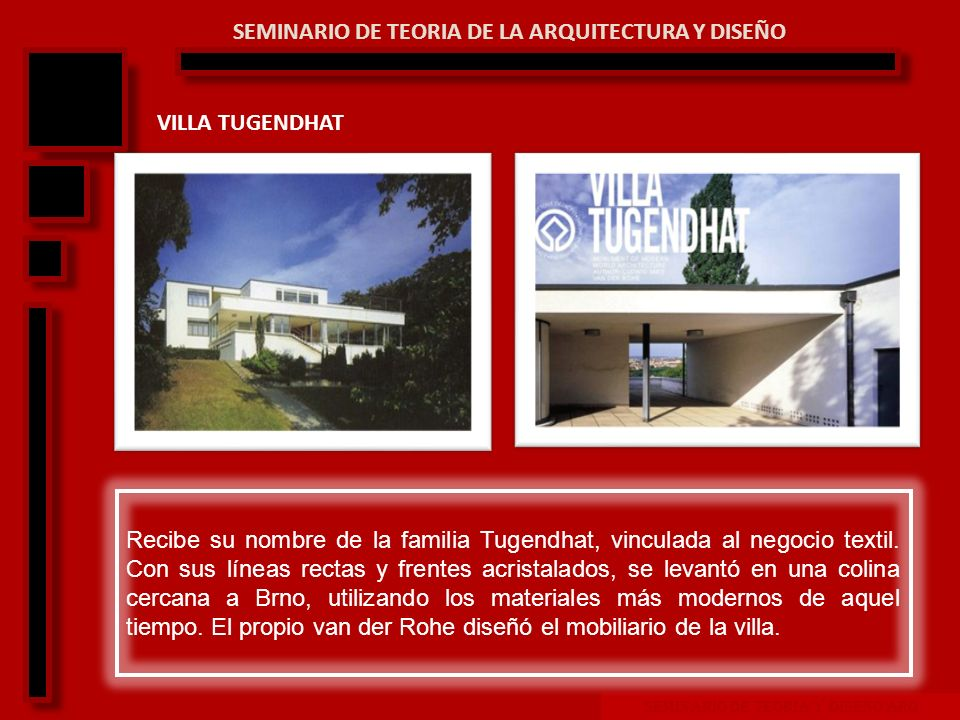 SEMINARIO DE TEORIA Y DISEÑO ARQ SEMINARIO DE TEORIA DE LA ARQUITECTURA Y DISEÑO SILLA BARCELONA Es una obra clásica del diseño de mobiliario moderno del siglo XX.