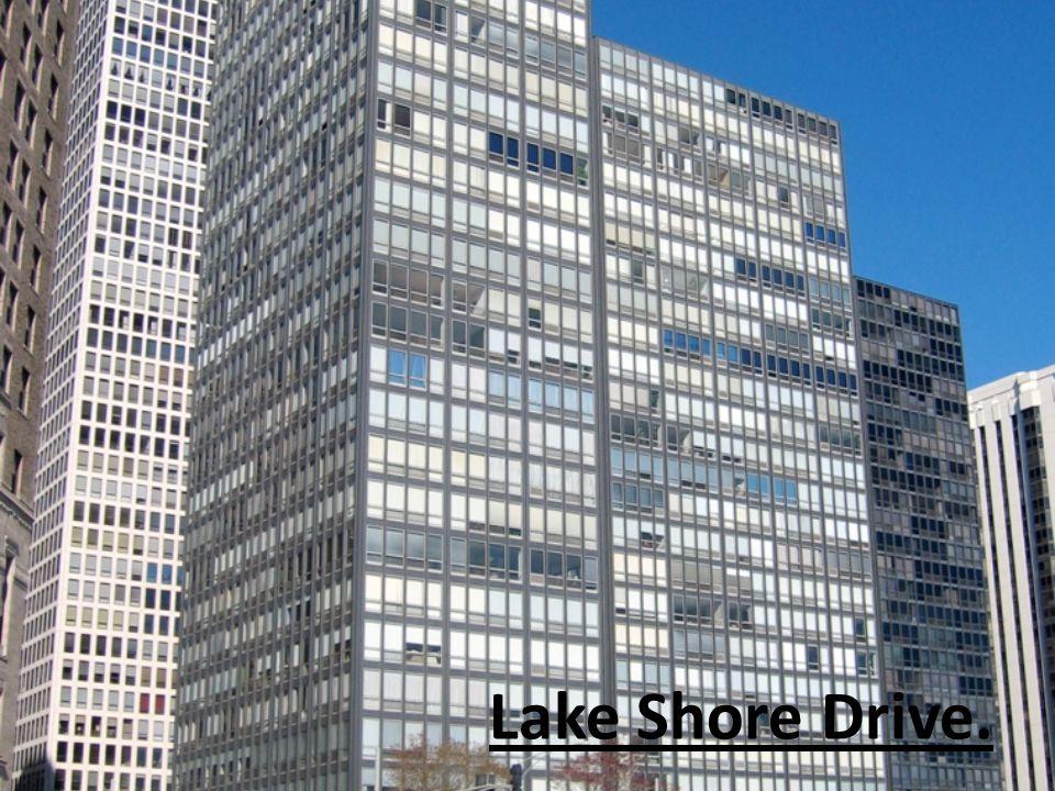 Lake Shore Drive.