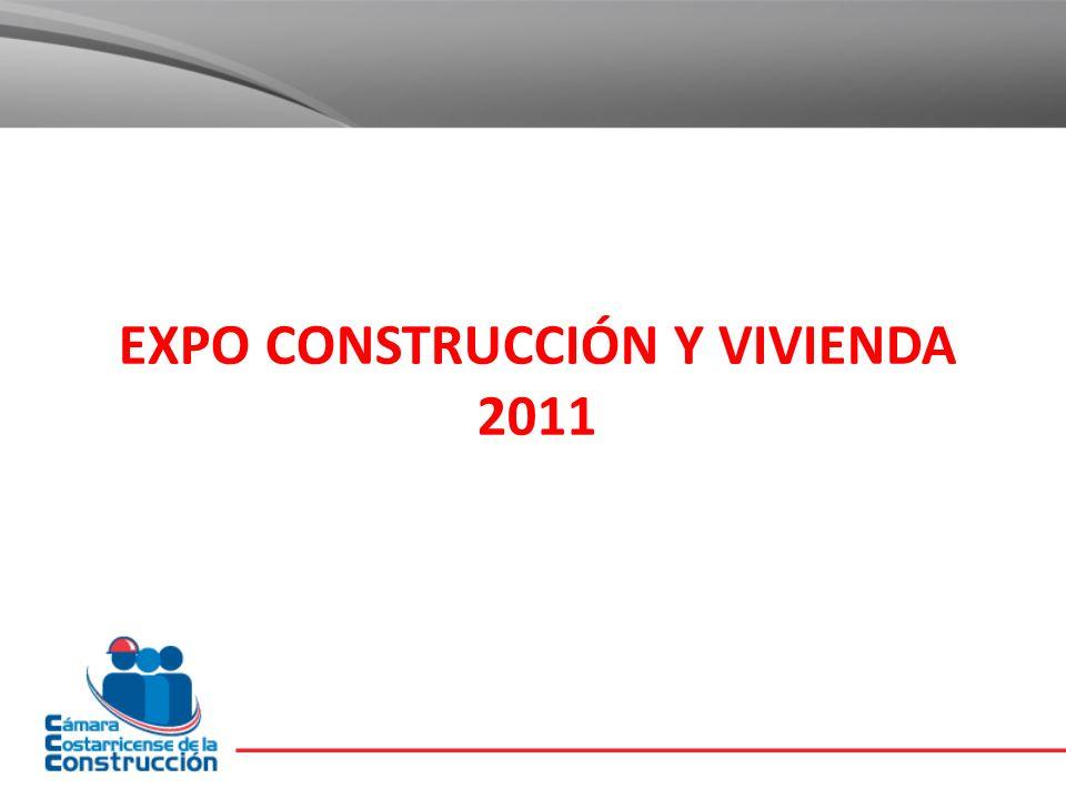 EXPO CONSTRUCCIÓN Y VIVIENDA 2011