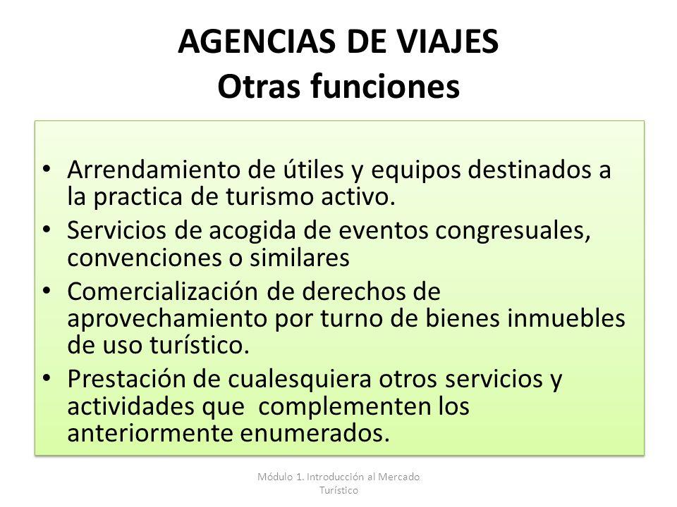 AGENCIAS DE VIAJES Tipos AGENCIAS DE VIAJES MAYORISTAS AGENCIAS MINORISTAS AGENCIAS DE VIAJES MAYORISTAS- MINORISTAS AGENCIAS DE VIAJES MAYORISTAS AGENCIAS MINORISTAS AGENCIAS DE VIAJES MAYORISTAS- MINORISTAS Módulo 1.