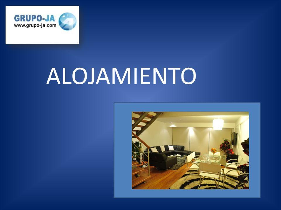 5 cómodos apartamentos disponibles, con wifi, pantallas grandes para exposiciones, salas de reuniones, líneas telefónicas, proyector, etc.