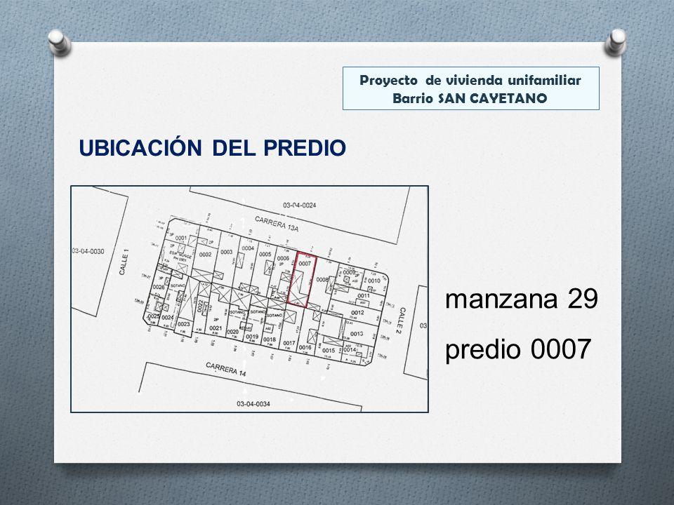 NORMATIVIDAD Acuerdo 0232 del 2007, Por medio del cual se adopta el plan especial de protección del patrimonio urbano – arquitectónico del municipio de Santiago de Cali Articulo 34: Normas específicas complementarias para San Antonio, San Cayetano y un sector de Libertadores.