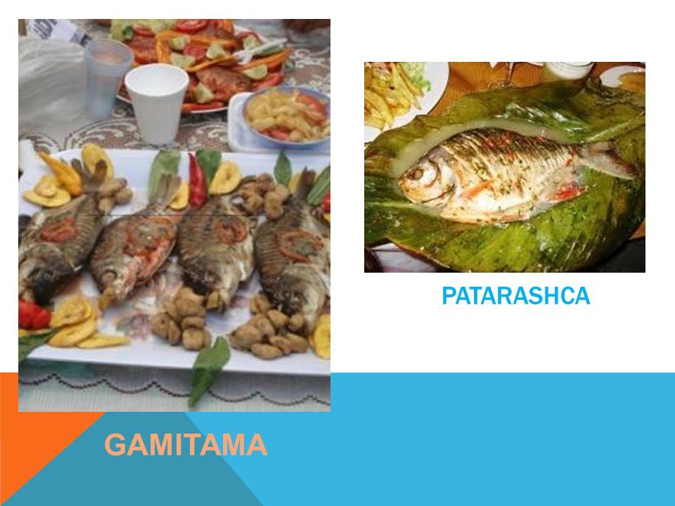 PATARASHCA GAMITAMA
