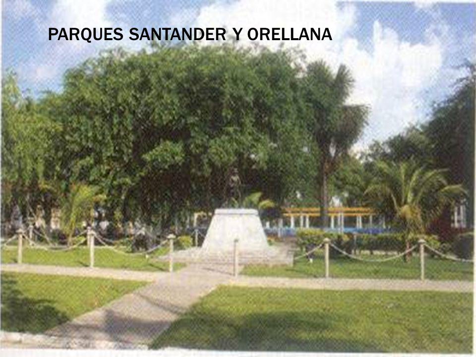 PARQUES SANTANDER Y ORELLANA