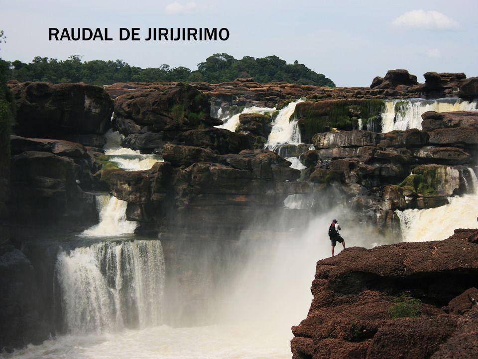 RAUDAL DE JIRIJIRIMO