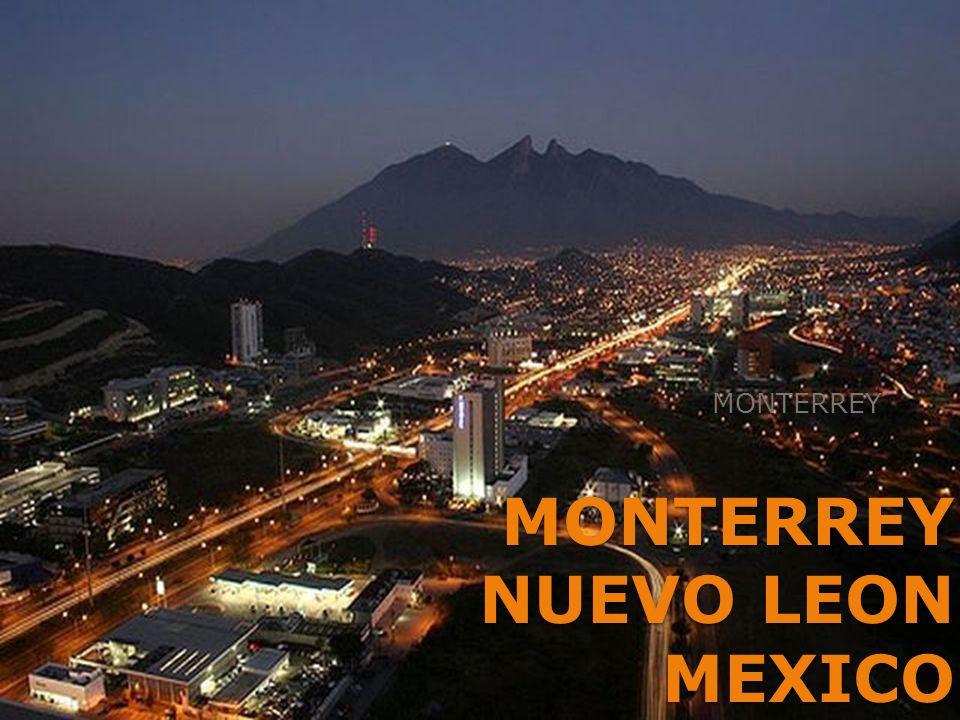 MONTERREY NUEVO LEON MEXICO MONTERREY