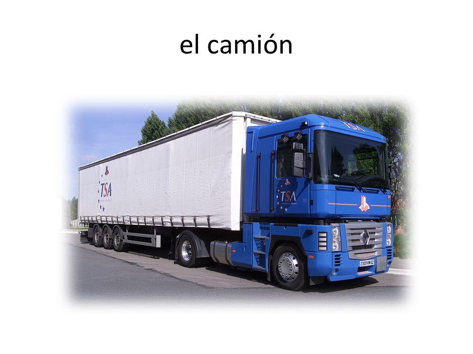 el camión