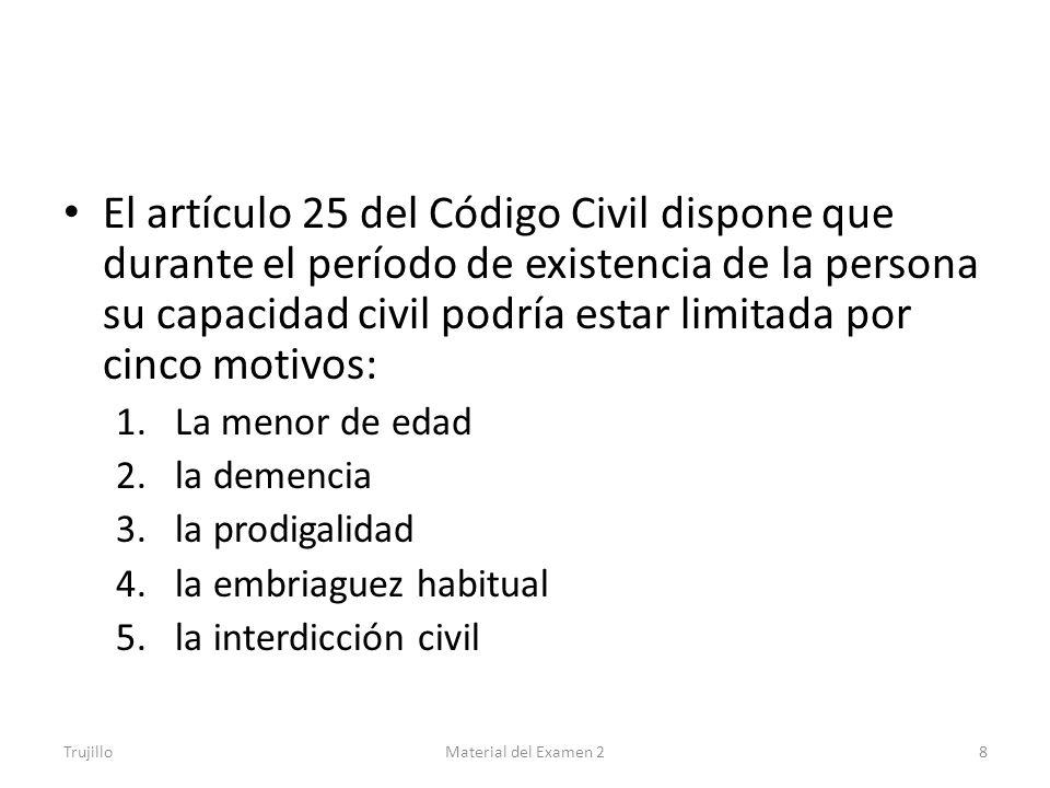Artículo 27 del Código Civil (Quiénes lo son.) Son personas jurídicas: 1.Las corporaciones y asociaciones de interés público, con personalidad jurídica reconocida por la ley.