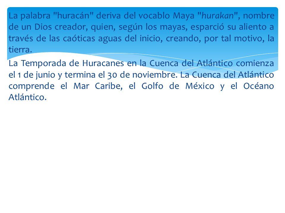 CICLONES ¿Qué son los Ciclones Tropicales.