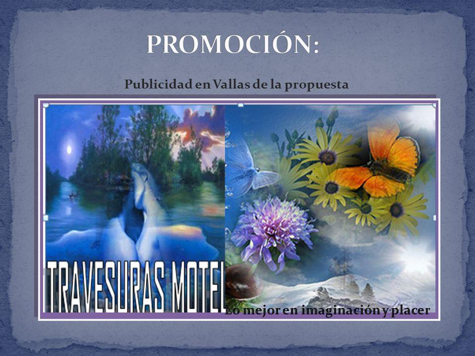 Publicidad en Vallas de la propuesta
