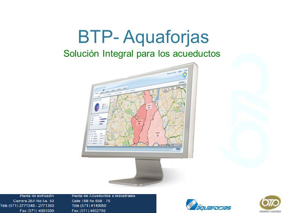 BTP- Aquaforjas Solución Integral para los acueductos