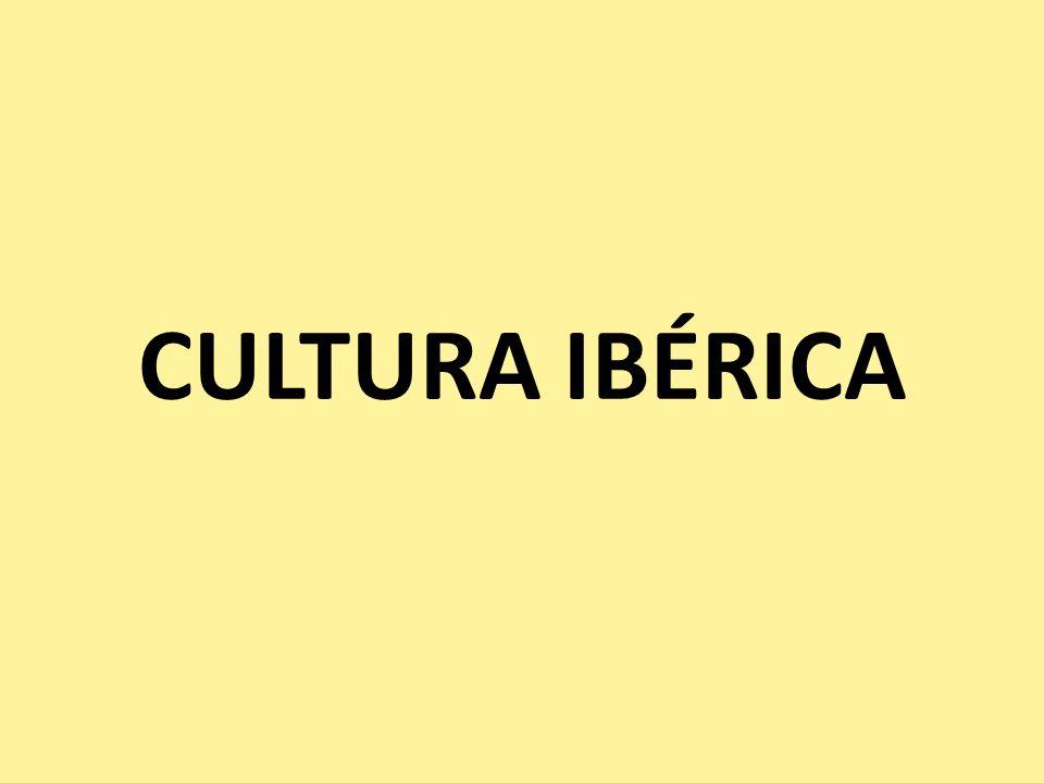CULTURA IBÉRICA