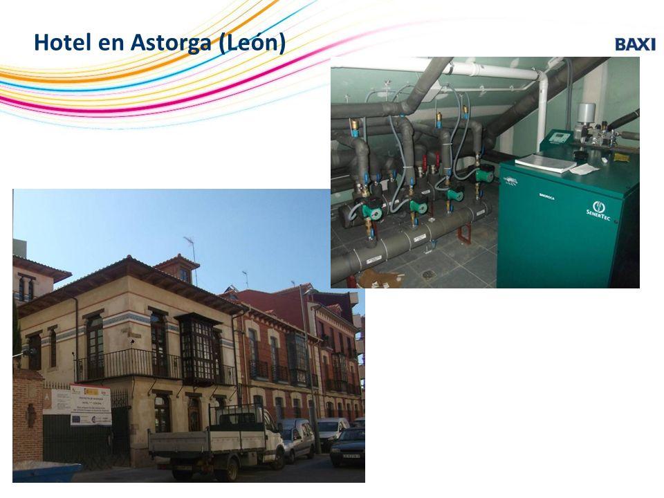 Hotel en Astorga (León)
