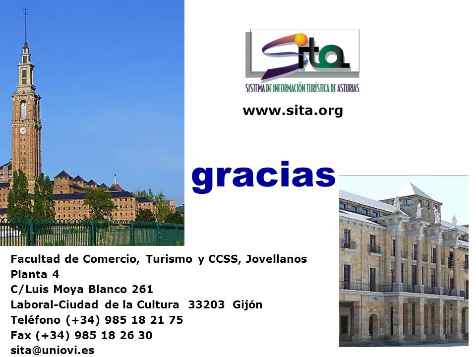 Aportación del turismo al empleo en Gijón año 2010 y evolución 2005–2010–TIOT 2005