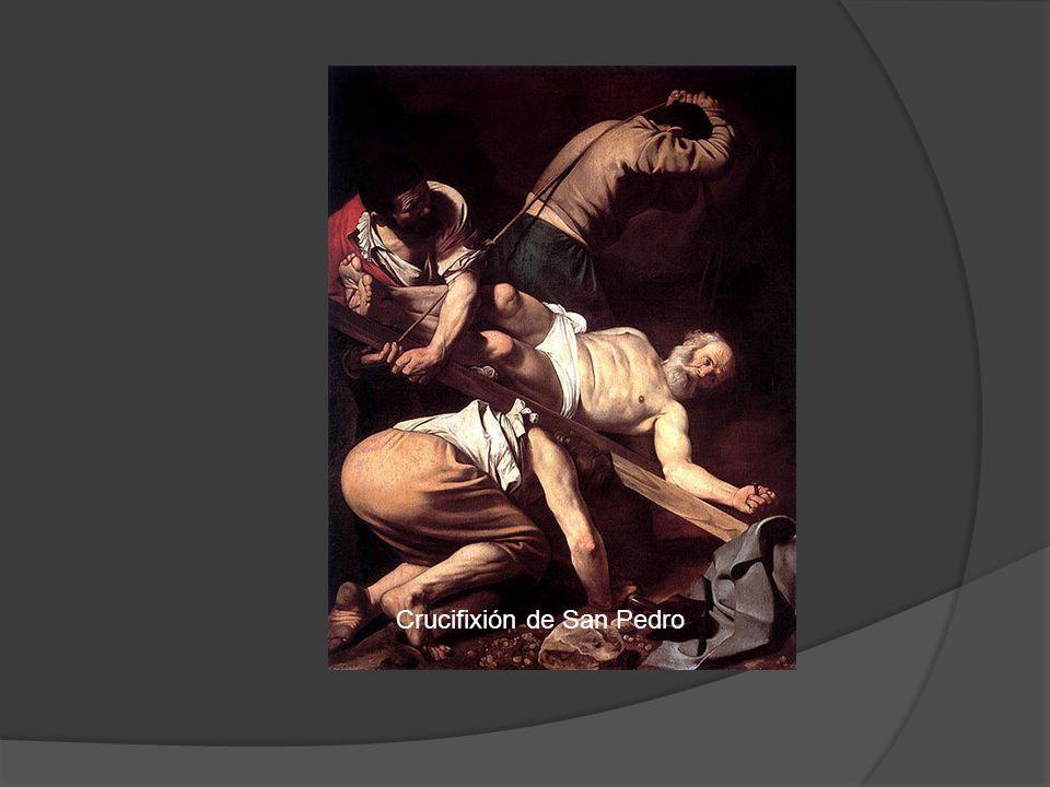 Crucifixión de San Pedro