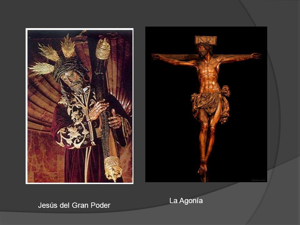 Jesús del Gran Poder La Agonía