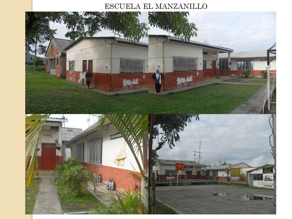 ESCUELA EL MANZANILLO