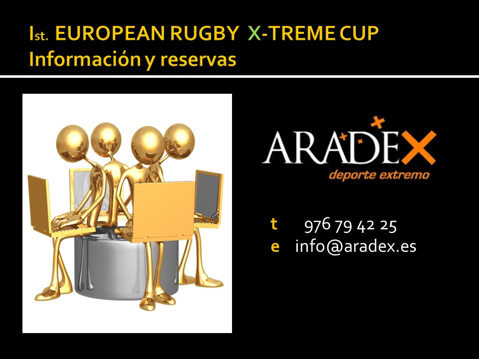 t 976 79 42 25 e info@aradex.es