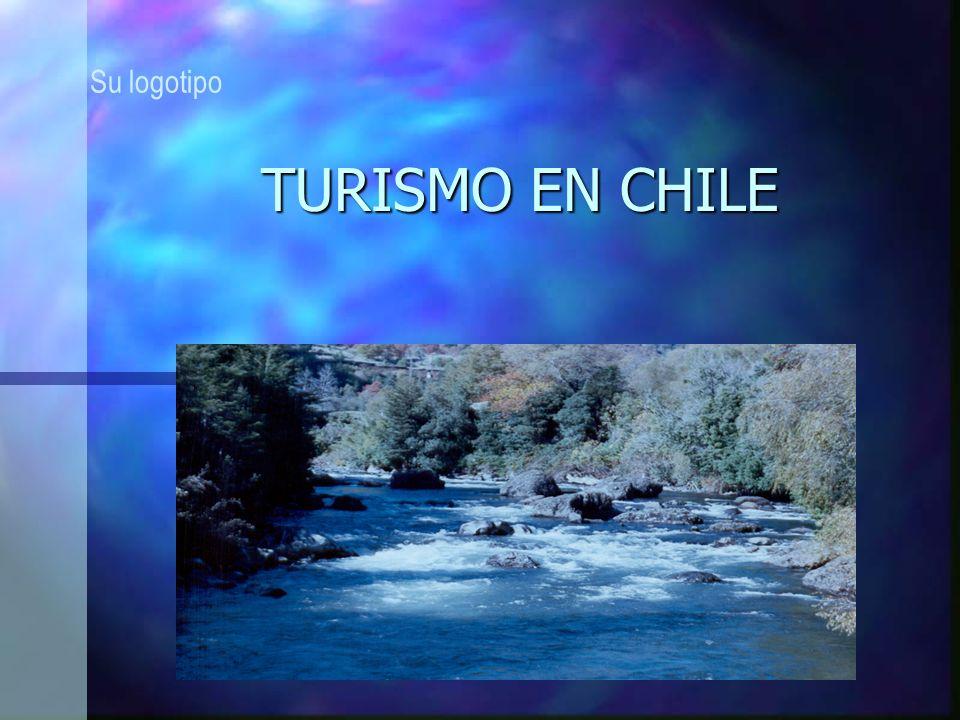 TURISMO EN CHILE Su logotipo