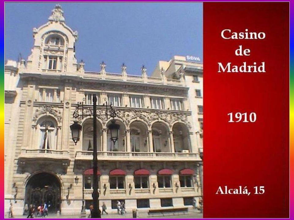 Edificio de la antigua Cía. Colonial también conocido como Conrado Martín, S.A., 1908