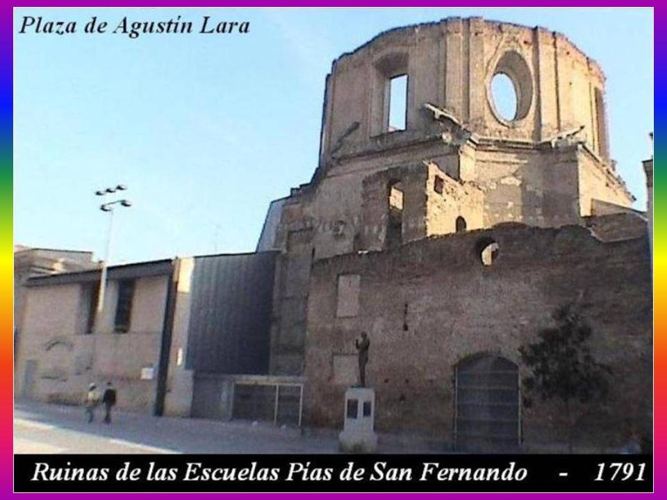 Su sede ocupa el Palacio del Duque de Ugena. Fue construido por el arquitecto Pedro de Ribera entre 1730 y 1734.