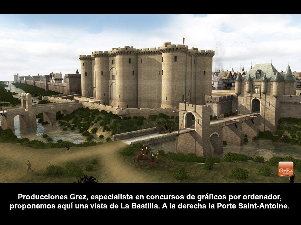 París, nunca visto. Aquí, París 1550: Saint-Louis isla está todavía habitado y el Pont Neuf no se construye.