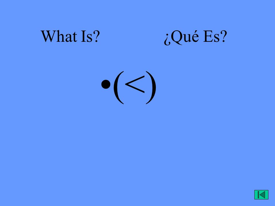 What Is.¿Qué Es. A closed figure made up of line segments or curves.