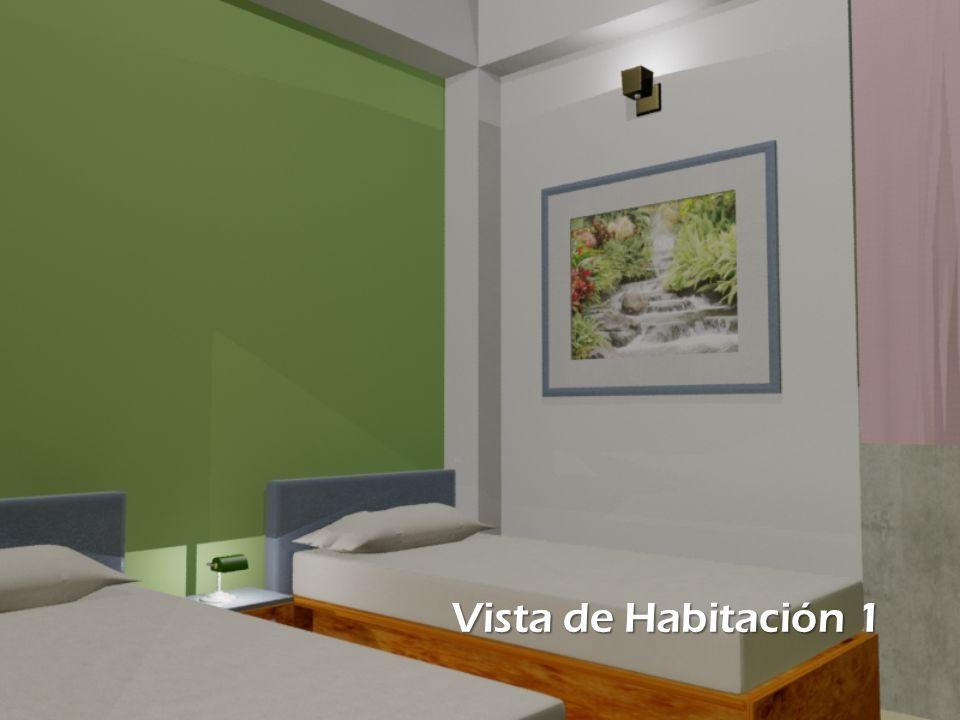 Vista de Habitación 1