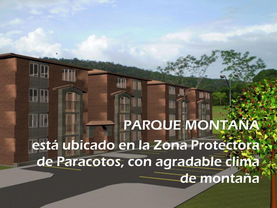 PARQUE MONTAÑA está ubicado en la Zona Protectora de Paracotos, con agradable clima de montaña