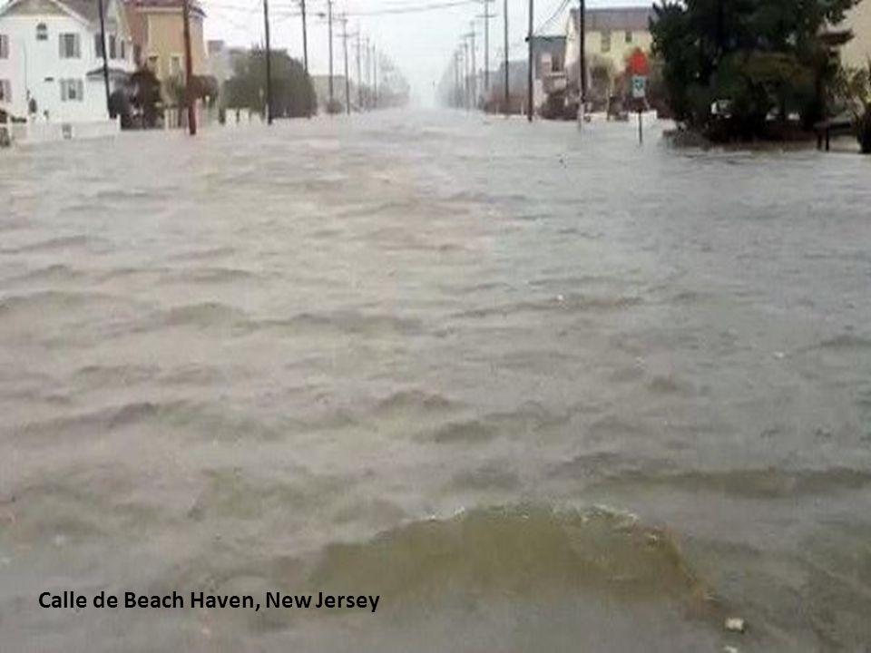 Calle de Beach Haven, New Jersey