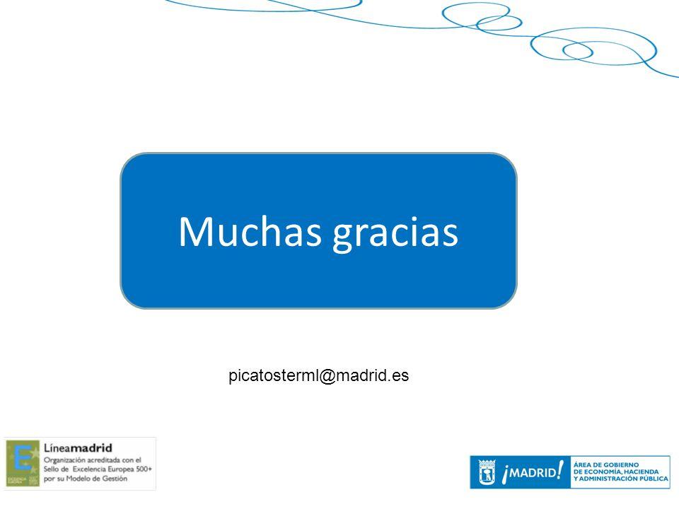 39 Muchas gracias picatosterml@madrid.es