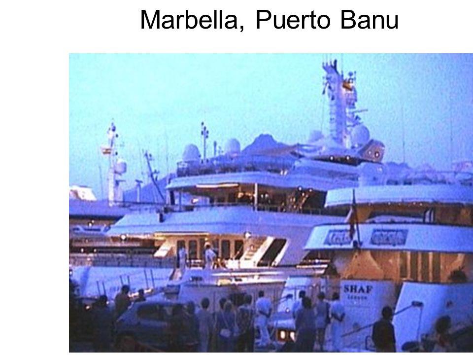 Marbella, Puerto Banu