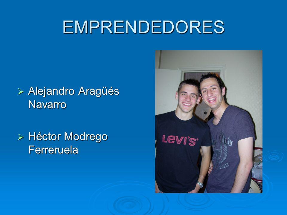 - Recepción: Pilar López (Licenciada en Relaciones Públicas en la Universidad de Zaragoza) - Servidores: Alberto Contreras Empleado por ETT Start People ( Avd.