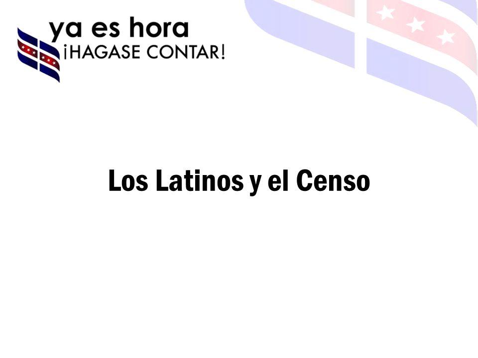 Los Latinos y el Censo