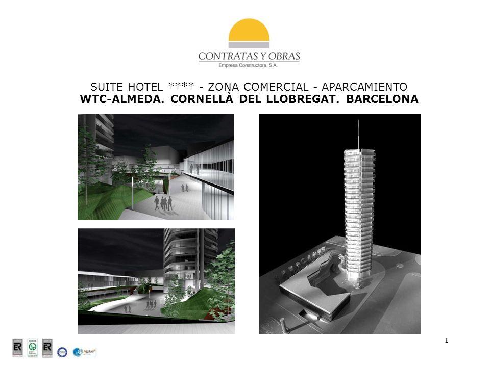2 WTC ALMEDA PARK.Cornellà de Llobregat.