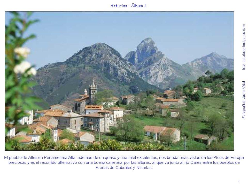 Fotografías: Javier Vidal http: asturiasenimagenes.com 58 Asturias - Älbum 1 Fotografías: Javier Vidal http: asturiasenimagenes.com Subiendo por la ruta a Pandébano en 10 a ver el Pico Urriello (2).