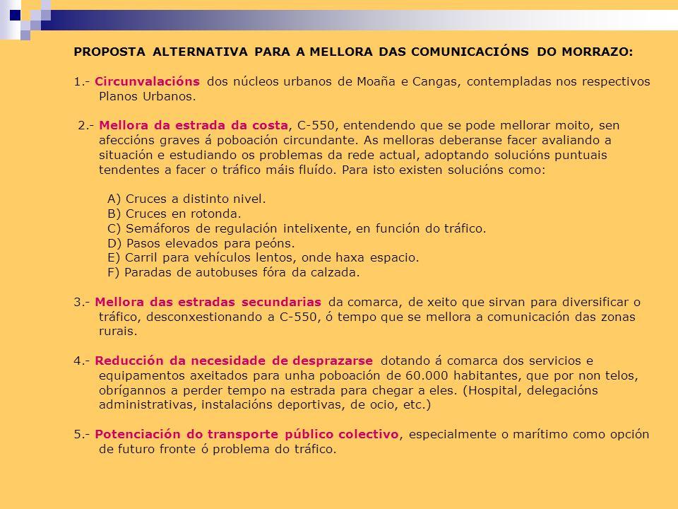 El titular de Medio Ambiente, Territorio e Infraestruturas subrayó también que en breve se presentará el Plan de Infraestructuras de Galicia, un documento que potenciará la movilidad de los gallegos, tanto dentro de Galicia como con el resto de España, y que revolucionará las comunicaciones de la provincia.