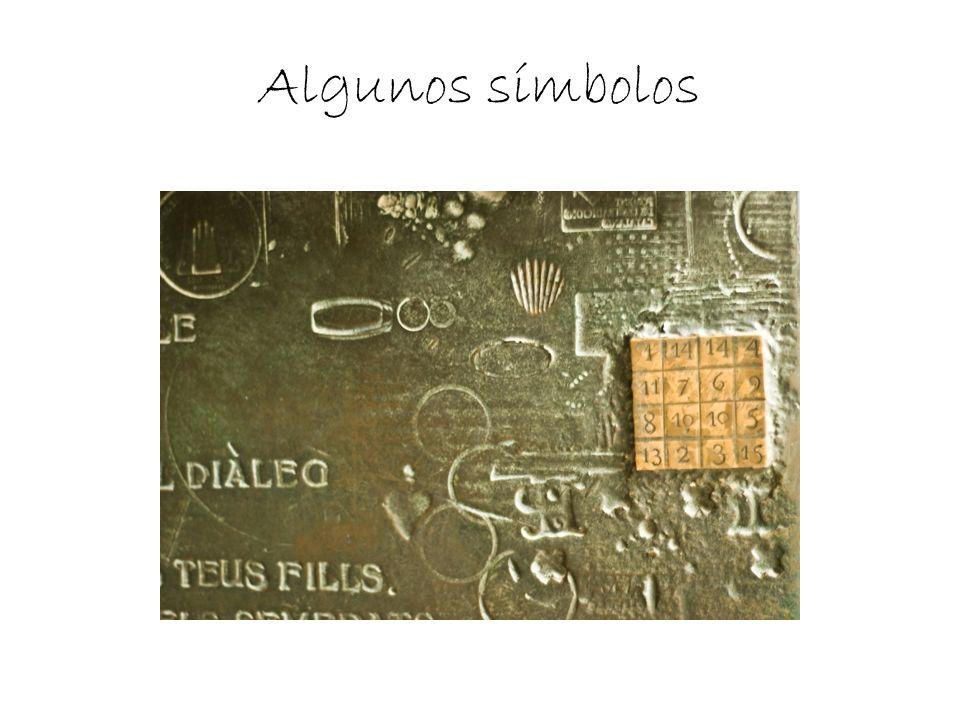 Algunos símbolos