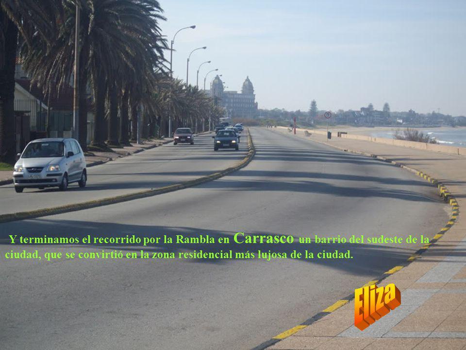 Malvín es otro barrio de la ciudad. Dentro de los pobladores de Montevideo es reconocida la idiosincrasia particular del