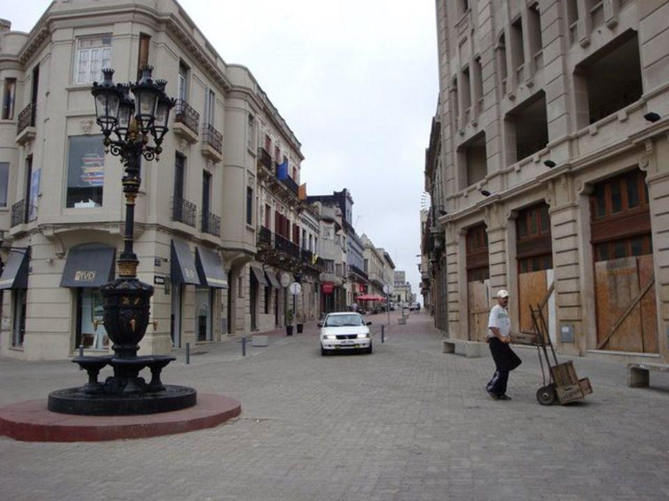 Ciudad Vieja es el nombre dado al casco antiguo de la ciudad..